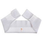 Бандаж универсальный, дородовой и послеродовой, облегчённый, цвет белый, размер L