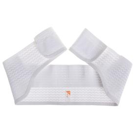 Бандаж универсальный, дородовой и послеродовой, облегчённый, цвет белый, размер L Ош