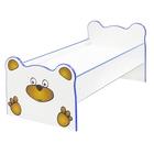 Детская кроватка «Медвежонок», ЛДСП