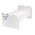 Детская кроватка «Кошечка», ЛДСП