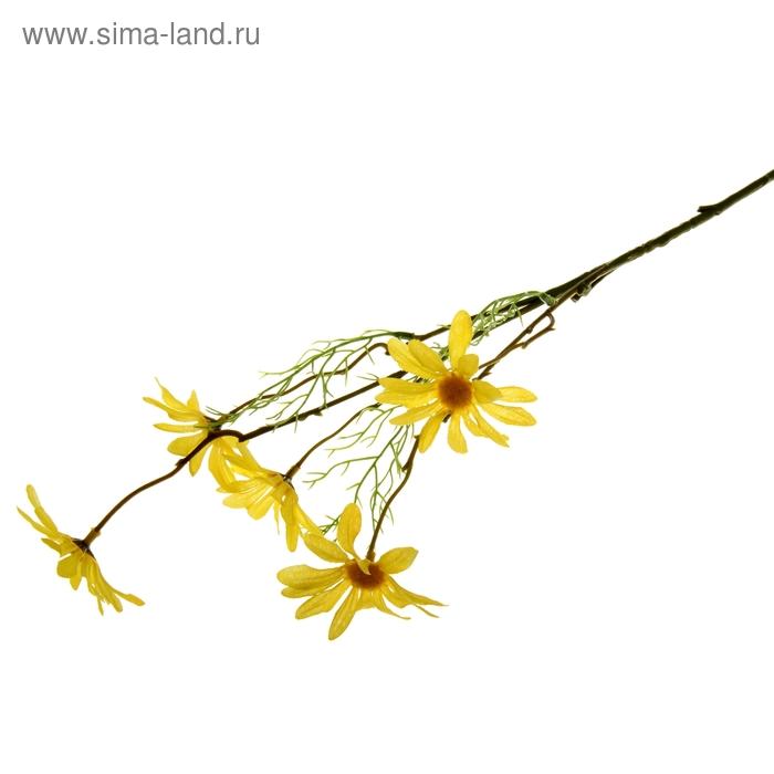 """Цветы искусственные """"Кореопсисы жёлтые"""""""
