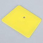 Скребок для льда,10,5 см, цвет желтый