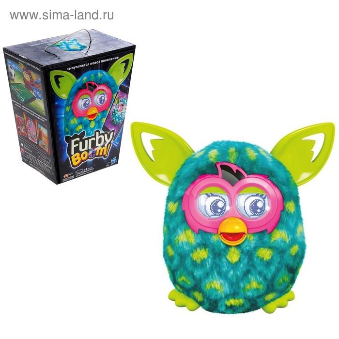 "Интерактивная игрушка ""Furby BOOM. Солнечная волна"", цвета МИКС"