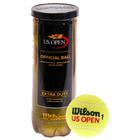 Мяч теннисный Wilson US Open HV, в пластиковой банке, набор 3 мяча
