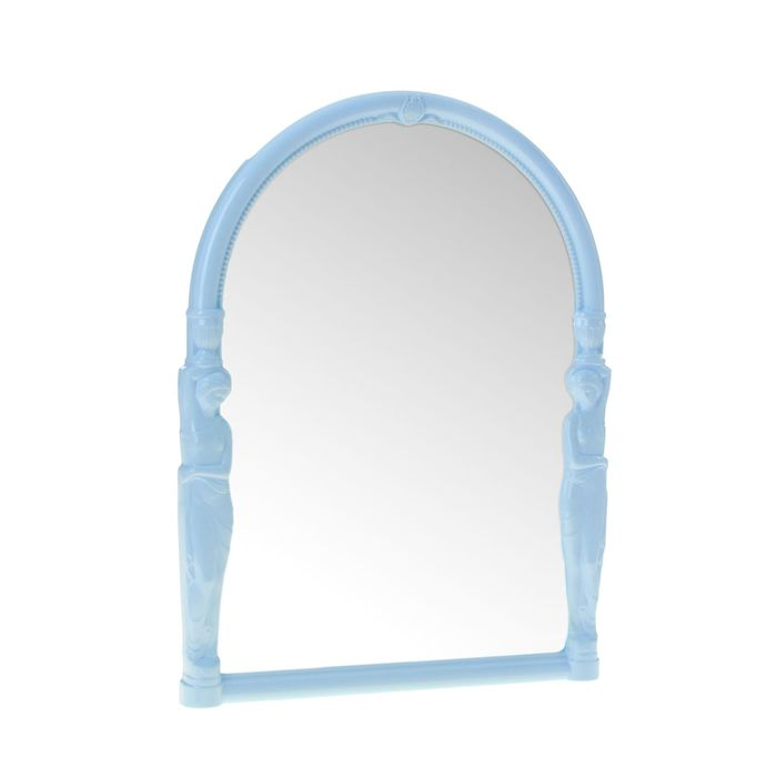 "Зеркало ""Вива эллада"", цвет светло-голубой"