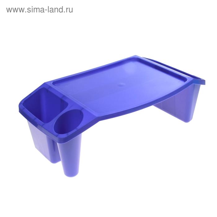 Подставка для игр, цвет лазурно-синий
