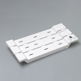 Сиденье для ванной, цвет снежно-белый