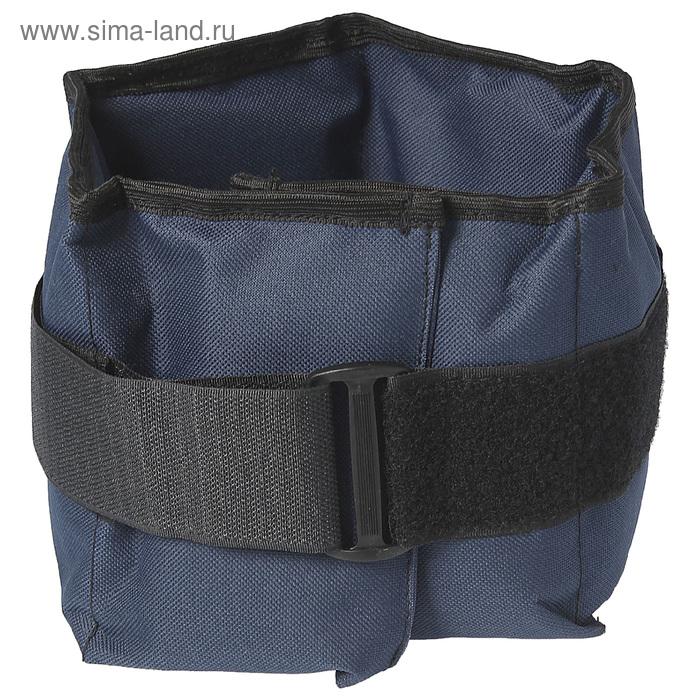 Утяжелитель-пояс детский 1,5 кг, МИКС