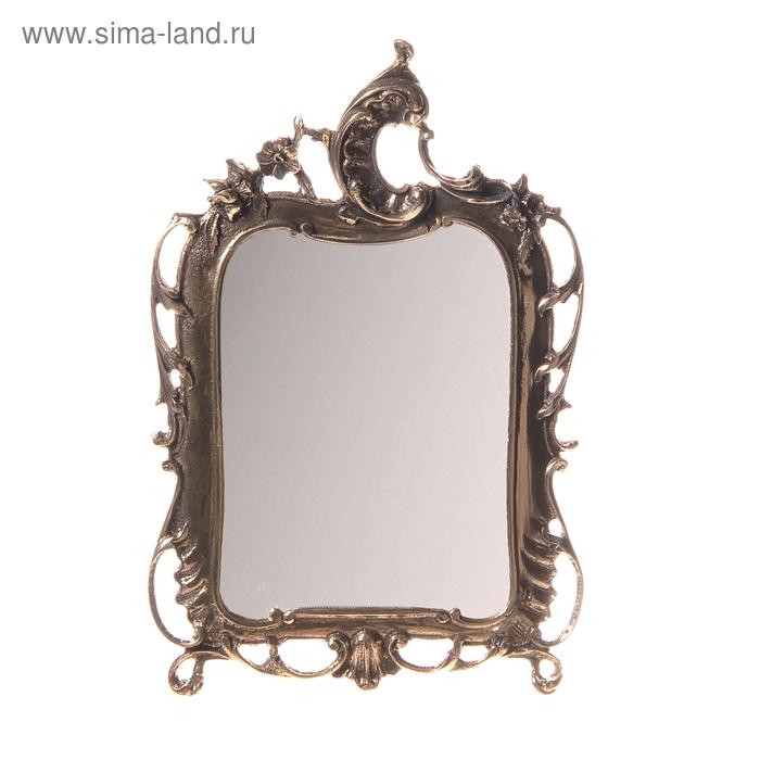 """Зеркало настольное на подставке """"Империал"""""""