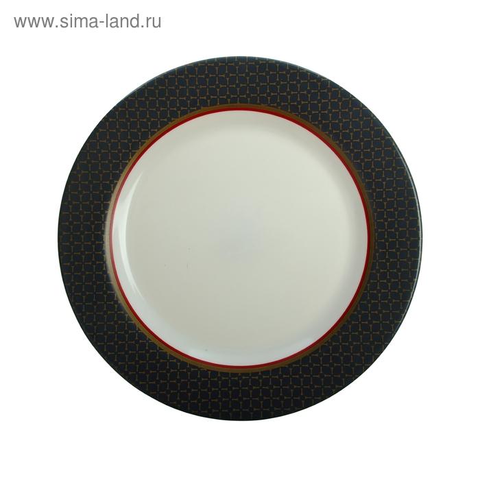 Тарелка обеденная d=26 см Alto Saphir