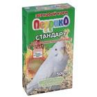 """Зерновой корм """"Перрико стандарт"""" для волнистых попугаев, 500 г, коробка"""