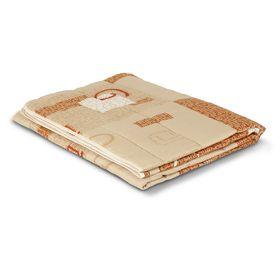 Одеяло летнее Мио-Текс 'Овечья шерсть', размер 140х205 ± 5 см, 100 гр/м2 Ош