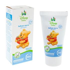 Детская зубная паста Disney baby, с ароматом земляники 60 мл Ош