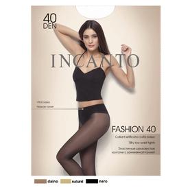 Колготки женские INCANTO Fashion 40 (nero, 3)
