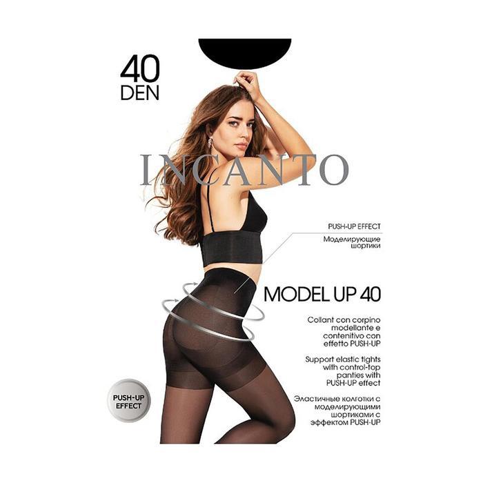 Колготки женские INCANTO Model Up 40 (daino, 2)