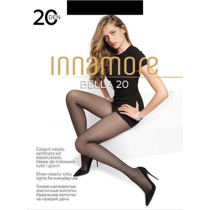 Колготки женские INNAMORE Bella 20 (daino, 5)