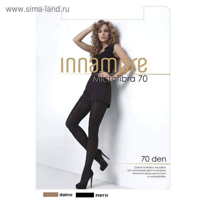 Колготки женские INNAMORE Microfibra 70 (daino, 4)