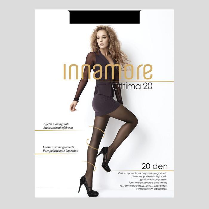 Колготки женские INNAMORE Ottima 20 (nero, 5)
