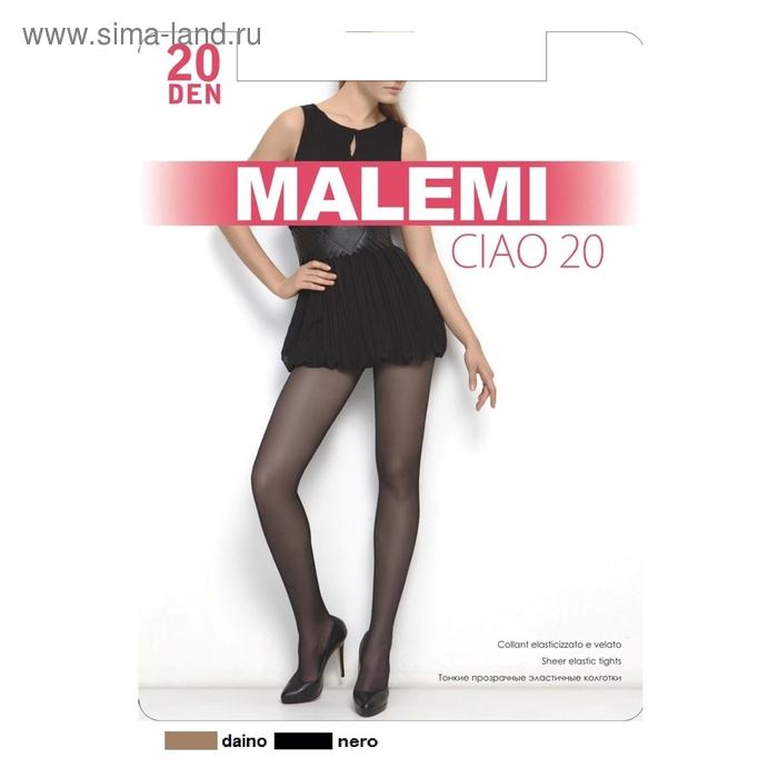 Колготки женские MALEMI Ciao 20 (nero, 3)
