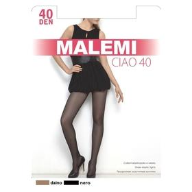 Колготки женские MALEMI Ciao 40 (nero, 4)
