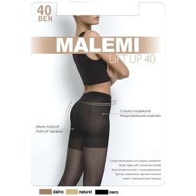 Колготки женские MALEMI Lift Up 40 (nero, 3)