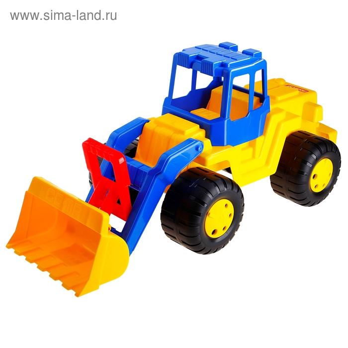 """Трактор-погрузчик """"Великан"""""""