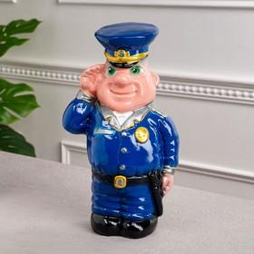 "Копилка ""Полиция"" глянец"