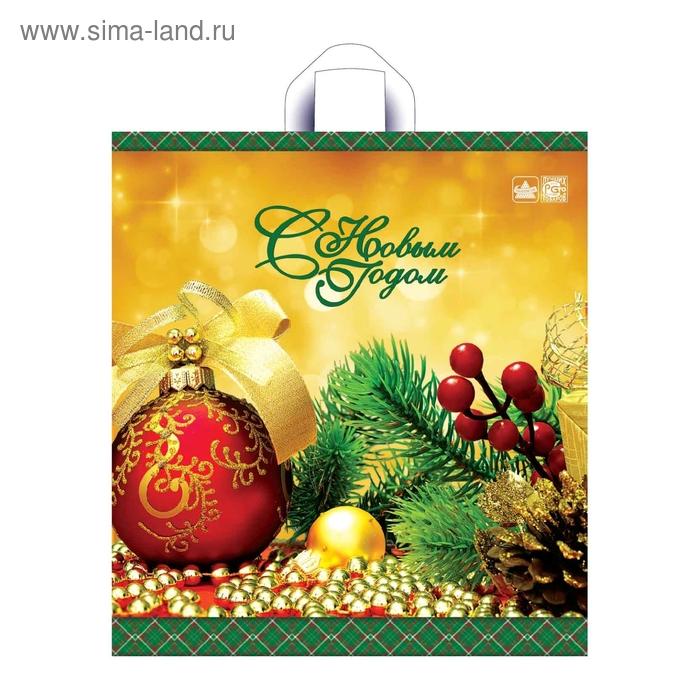 """Пакет """"Праздничный"""", 35 мкм"""