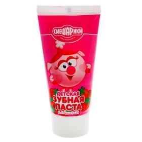 Детская зубная паста 'Клубника' 50 мл Ош