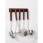 Набор кухонных принадлежностей, 5 предметов на подвеске
