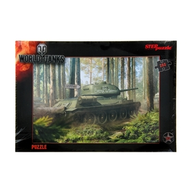 "Пазлы ""World of Tanks"", 260 элементов"