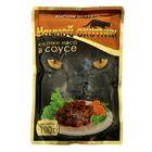 """Влажный корм """"Ночной охотник"""" для кошек, мясное ассорти в соусе, пауч, 100 гр"""
