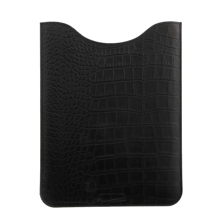 Чехол для iPad черный