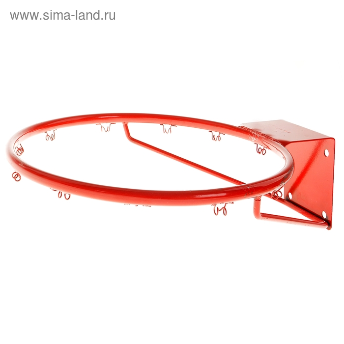 Корзина баскетбольная №7, d 450 мм, стандартная, без сетки