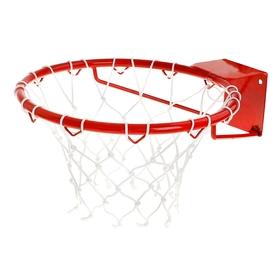 Корзина баскетбольная  №7 d=450мм, усиленная труба 20 мм, с сеткой