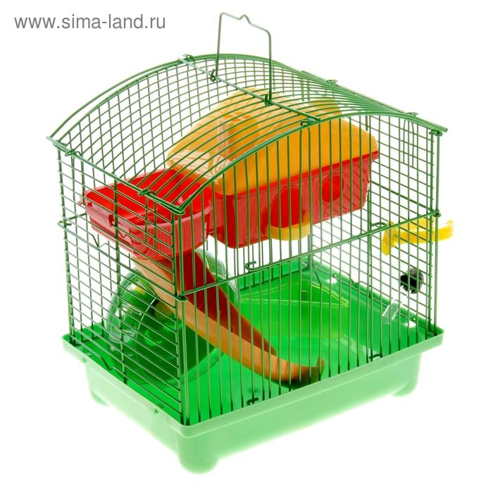 Клетка для грызунов 23 х 17 х 24 см
