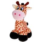 """Мягкая игрушка """"Звериный детский сад. Жираф"""""""