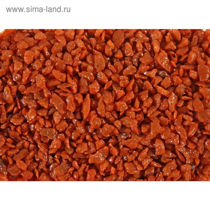 Грунт рыжий для декора 350 гр