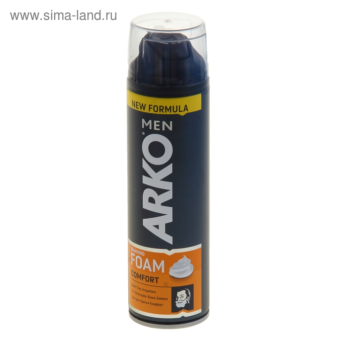 Пена для бритья ARKO Max Comfort 200 мл