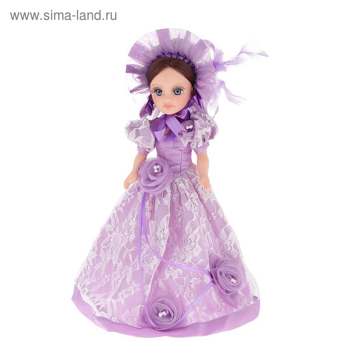 """Кукла """"Анастасия Орхидея"""" со звуковым устройством"""