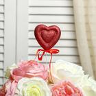 "Сердце на палочке ""Чувство любви"""