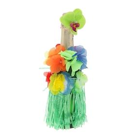 Одежда на бутылку 'Гавайи', цвет зелёный Ош