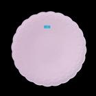 Блюдо для торта Dolci розовое