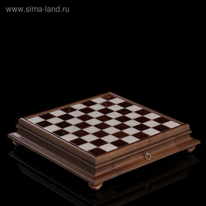 Доска шахматная с контейнером