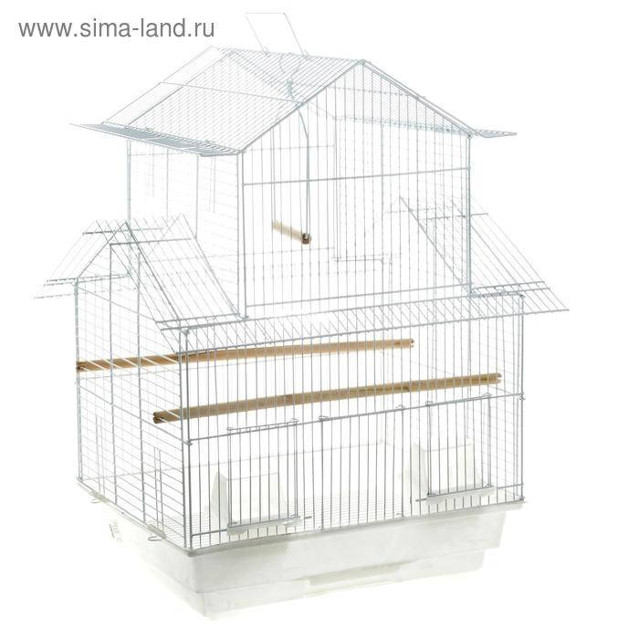 Клетка для птиц 47 х 36 х 68 см