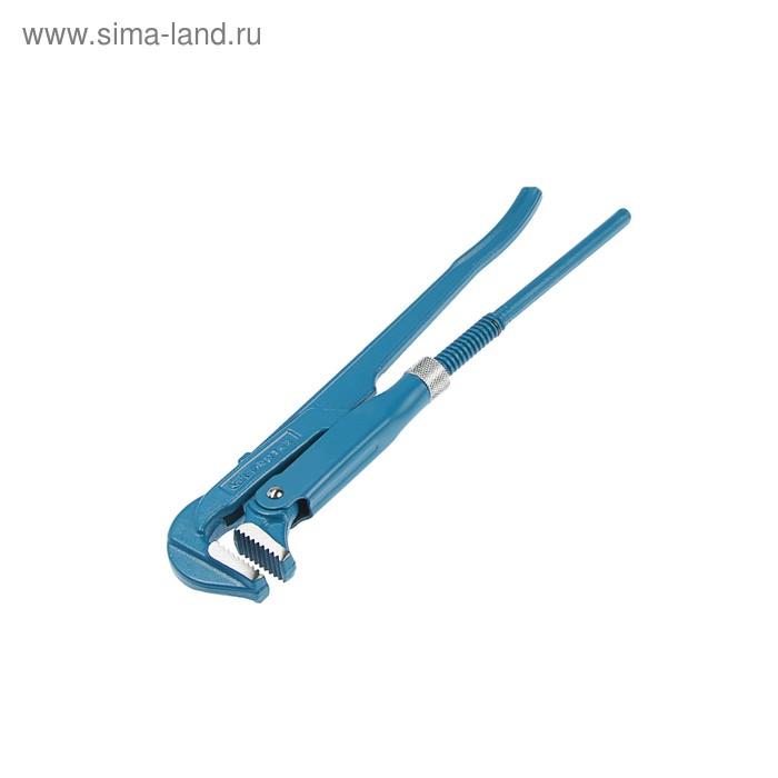 Ключ трубный рычажный №1 СИБРТЕХ, литой