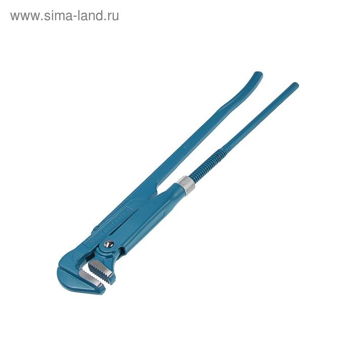 Ключ трубный рычажный №2 СИБРТЕХ, литой