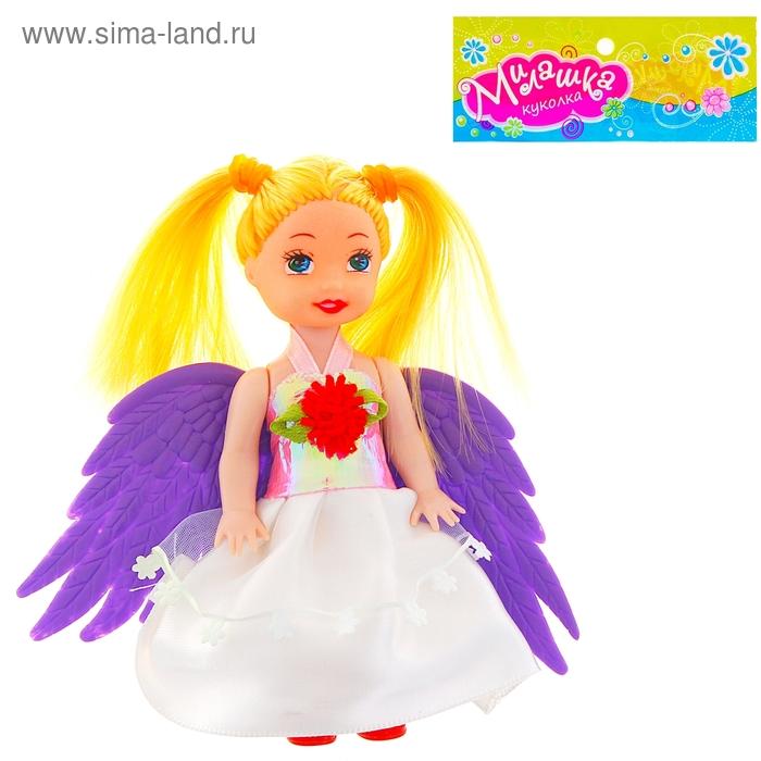 "Кукла-малышка ""Златовласка"", МИКС"