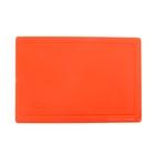 """Доска разделочная 36х25 см """"Палитра"""", цвет оранжевый"""