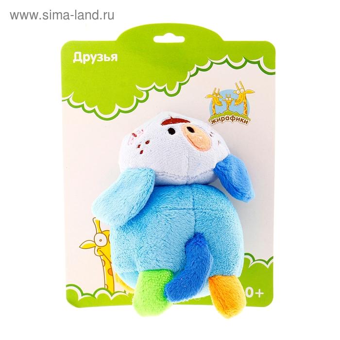 """Развивающая игрушка """"Друзья"""", цвета МИКС"""